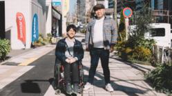 日本中の障がい者とユニバーサルデザイン投稿サイトを作りたい