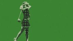 ★ゴルフ女子のためのオリジナル和柄ワンピース製作★