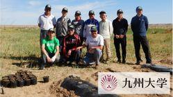 砂漠化問題解決へ。持続可能な栽培・緑化システムを構築します。