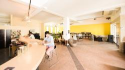 日本の教育の本質を変える!カフェ×コワーキングスペース×学校