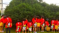 「霧島」樹齢140年以上の大茶樹の下に子どもたちが集う場所を。