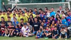 障がい者×健常者サッカー大会「アミザーデ」を千葉で開催!