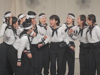 戦争中の広島で懸命に生きた女学生たちの物語を見てもらいたい!