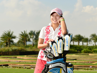 女子プロゴルファー世界一を目指してアメリカへ遠征します!