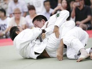 須藤元気主宰、柔術大会「一騎討」を5月に再び開催したい!