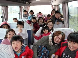日帰り保育園バスを購入し、福島の子どもたちに毎日外遊びをさせてあげたい!