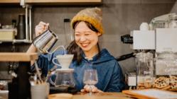 栄養教諭×焙煎士による【究極の浅煎りコーヒー】カフェ、存続へ