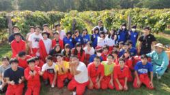 """第2弾!小樽発祥の""""旅路""""ワイン作りに、地元の高校生が挑戦!"""