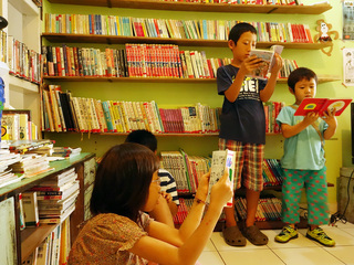 「読みたい!」バリ島に暮らす日本の子どもたちに『図書室』を!