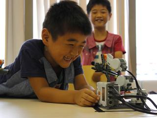 全国の子ども達にロボットを使って学んでもらいたい!!