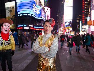 日本の子供達へ夢や可能性を伝える講演活動をしたい!~From NY~