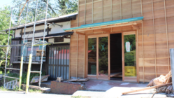 コロナに負けるな!箱根の古民家の改修工事、ゲストハウス運営!