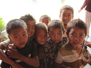 義務教育を受けられないミャンマー・ニャオンウィン村の子供たちに学びの場を!