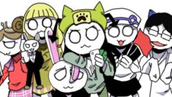 ウェブアニメMAD CITY PRESS!