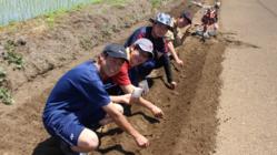 耕作放棄地を再生化させて不登校学生と一緒に農業を!