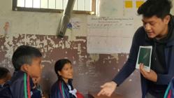 ネパールの子供達が学校閉鎖中も学習できるように支援したい!
