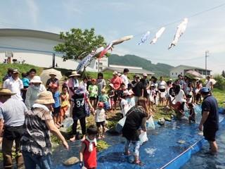 岩手×秋田 被災地の子ども達と将来の夢のための農業体験学習