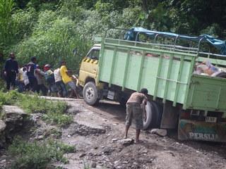 東ティモールの貧困層のために【格安運送サービス】をつくります!