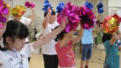 障がい児のダンスチームを応援してください!
