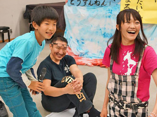 人が人と共に生きる喜びを伝える福祉イベントを開催したい!