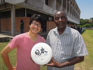 アルティメット•フリスビーでコンゴに平和を!第1回全国大会開催決定!