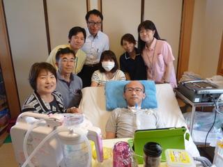 埼玉県に24時間看護体制のあるショートステイ施設を創りたい!