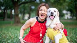 目の見えない私に出来る事〜盲導犬について子供達へ映像教材を〜
