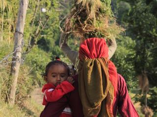 インド農村部女性に思い出に残る癒しの時をプレゼントしたい!