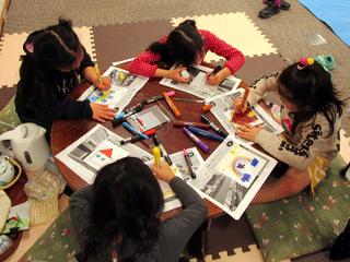 子どもたちと神奈川県真鶴町の魅力を伝えるガイドマップを作る!