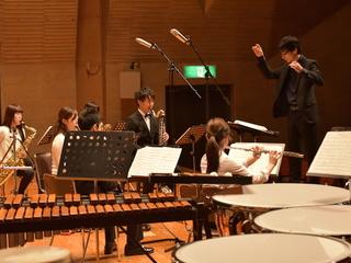 これから音楽界をリードする若手吹奏楽作曲家のCDを制作したい