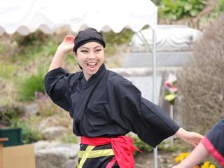 沖縄の伝統芸能エイサーや琉球舞踊で被災地に元気を届けたい!!『てぃんぬむい~星結踊~』