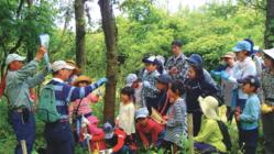 森の恵みを活用した加工体験会の開催による里山の魅力発信プロジェクト