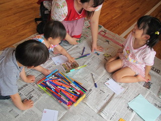 子育て中の「親支援講座」の託児環境を充実させたい!