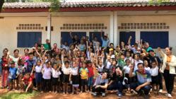 ラオスに学校を贈ろう 〜コロナ禍における高知商業の国際協力〜
