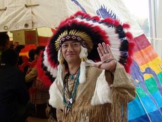疎開先の愛知で「インディアン村づくり」を再開し故郷福島へエールと想いを届けたい!