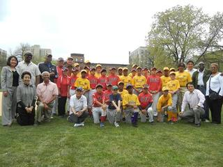 East Meets West~米国青少年東西野球交流試合を開催する~