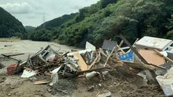 九州豪雨で甚大な被害を受けた人吉・球磨を救いたい。