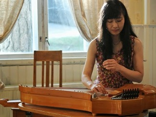 フィンランドの伝統楽器カンテレのソロアルバムを制作したい!