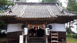 930年の歴史を誇る白石神社(龍神様)の改修工事を行いたい。