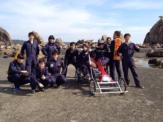 ソーラー4輪自転車で北海道縦断を成功させたい!