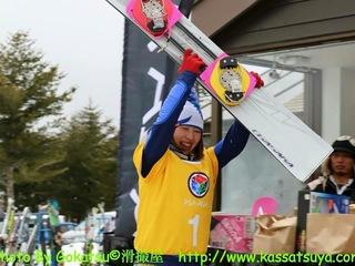 ピョンチャンオリンピック出場のために海外遠征へ行きたい!