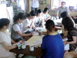Q&A 集を発行して、福島県白河市のお母さん達の疑問に答えたい!