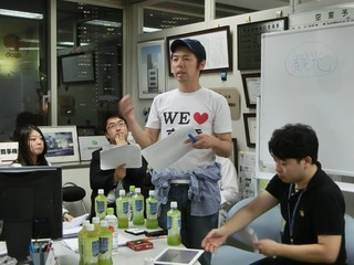 We Love 京橋を広めながら、京橋活性化イベントを行いたい!
