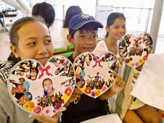 カンボジアのスラム街で日本語を学ぶ生徒3人を日本に招待したい