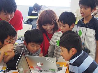 秩父の子供たちに無料のプログラミング教室の体験をさせたい!