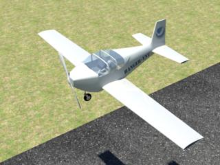 日本初!学生で有人動力飛行機を飛ばす為、エンジンを買いたい