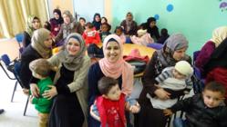 パレスチナ・ガザ地区でお母さんと子どもたちの健康を守りたい!