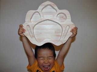 日本の木材で日本製の安全安心な子供向け食器を作りたい