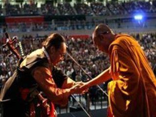 チベット音楽コンサートのためのイベントパンフレットを作りたい