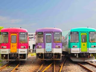 100年の歴史ある「北条鉄道」をアート列車に生まれ変わらせたい